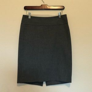 The Limited Pencil Skirt Gray - 2